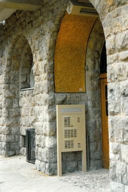 01_0059Denkmal Haus Lessing Restaurirung der zerstörten Mosaiken
