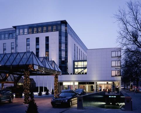 Hotel Inter Conti BerlinArchitekten: Bassenge & Partner